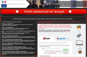 Virus Gendarmerie