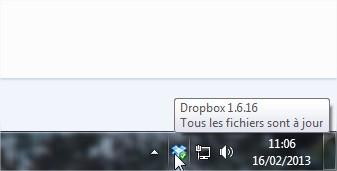 Déplacer le dossier Dropbox-1