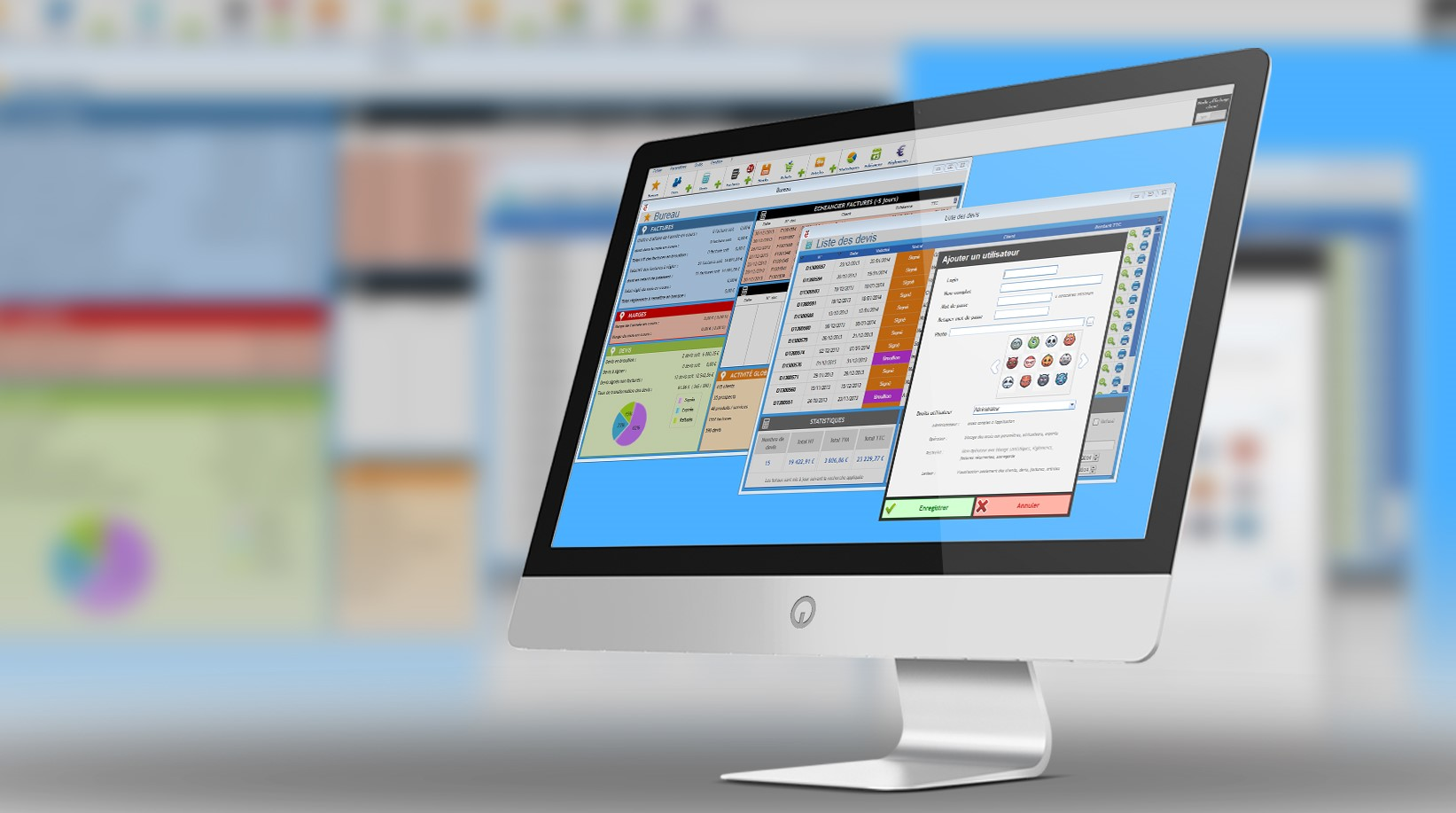 Gestion Commerciale PME
