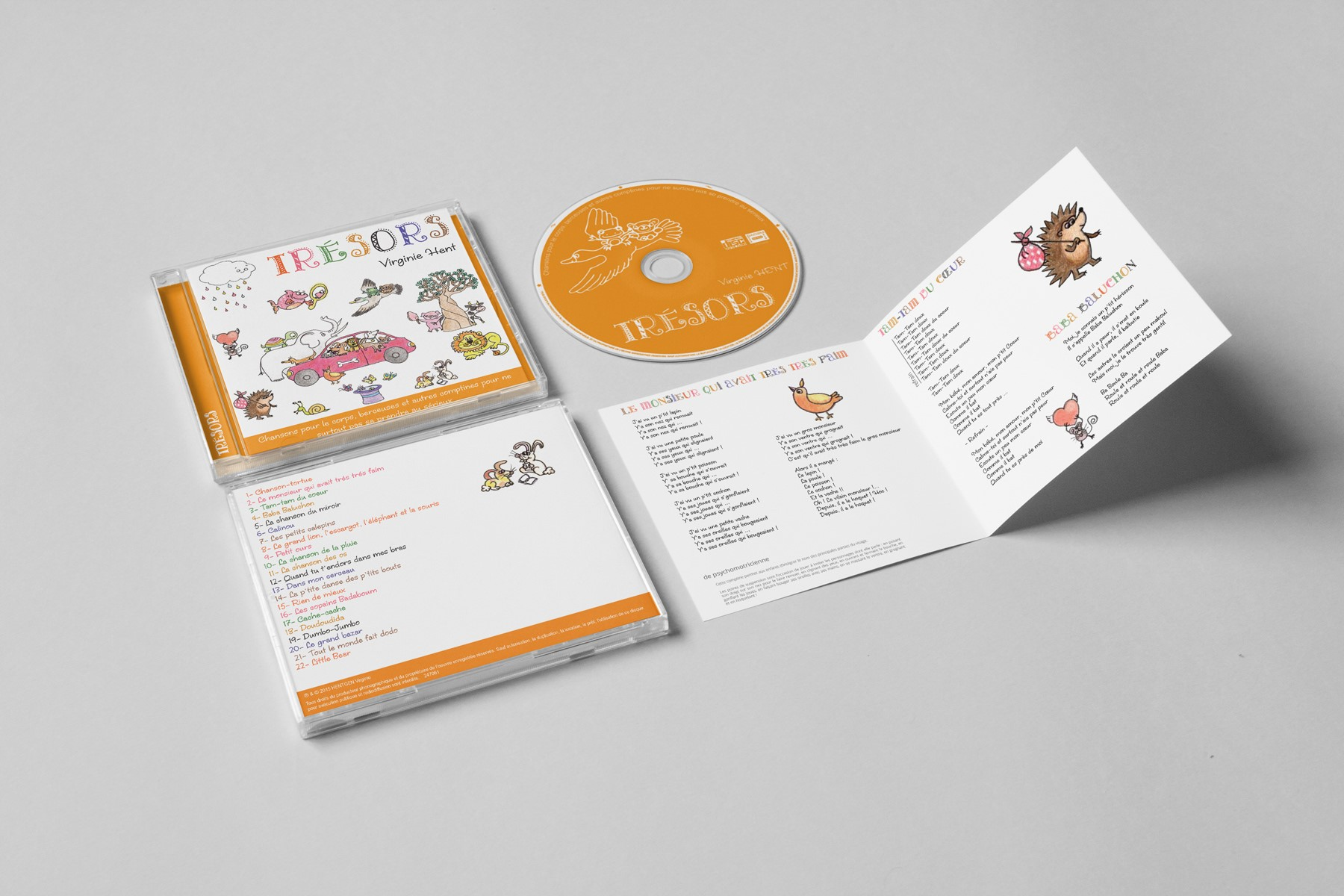 AlbumTresors-CD