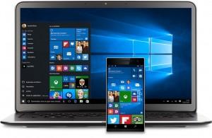 Nouveau menu Démarrer Windows 10 (source Microsoft)